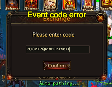 Gift codes from Christmas Theme page do not work-GTarcade Forum -