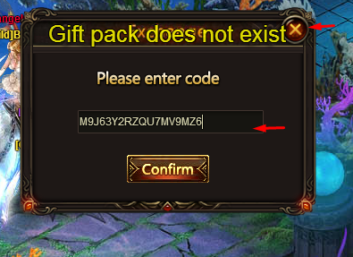 Christmas Carnival Gift Codes Not Working... Please Fix ...